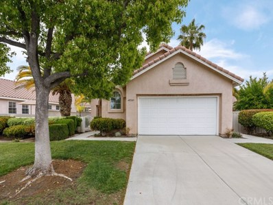 40503 Via Tapadero, Murrieta, CA 92562 - MLS#: SW19109570