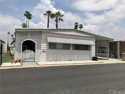601 N Kirby Street UNIT 72, Hemet, CA 92545 - MLS#: SW19110106