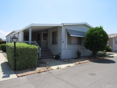 1525 W Oakland Avenue UNIT 53, Hemet, CA 92543 - MLS#: SW19111367