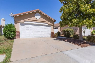 27934 Moonridge Drive, Menifee, CA 92585 - MLS#: SW19111897