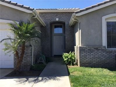 447 Lyle Drive, Hemet, CA 92545 - MLS#: SW19112258