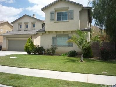 1252 Stepstone Court, Hemet, CA 92545 - MLS#: SW19116222