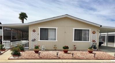 1250 N Kirby Street UNIT 16, Hemet, CA 92545 - MLS#: SW19116650