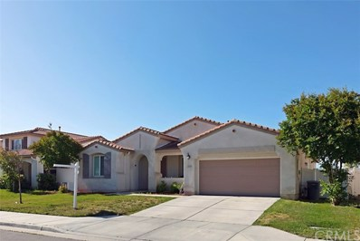 1222 Sandy Nook, San Jacinto, CA 92582 - MLS#: SW19117320