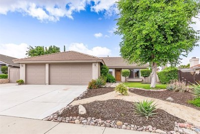 25321 Ridgeplume Drive, Murrieta, CA 92563 - MLS#: SW19118680