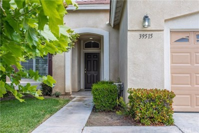 39515 VanDerbilt Avenue, Murrieta, CA 92563 - MLS#: SW19124740
