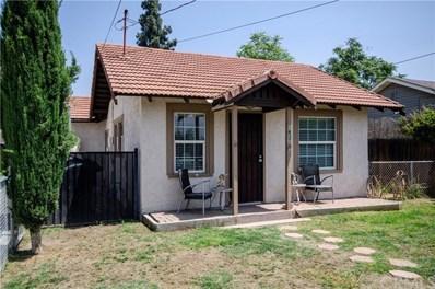 1637 Palmyrita Avenue, Riverside, CA 92507 - MLS#: SW19129169