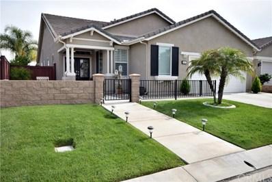 7877 Littler Drive, Hemet, CA 92545 - MLS#: SW19136056