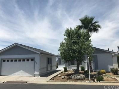 3800 W Wilson Street UNIT 383, Banning, CA 92220 - MLS#: SW19137710