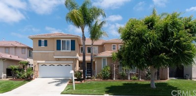 29616 Pebble Beach Drive, Murrieta, CA 92563 - MLS#: SW19140301