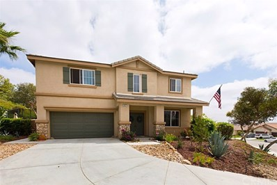 24912 Blue Oak Circle, Menifee, CA 92584 - MLS#: SW19143480