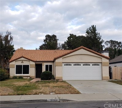 39904 Snow Gum Lane, Murrieta, CA 92562 - MLS#: SW19148949