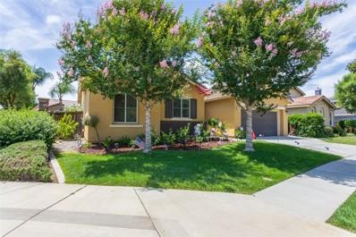 33641 Nandina Lane, Murrieta, CA 92563 - MLS#: SW19155484
