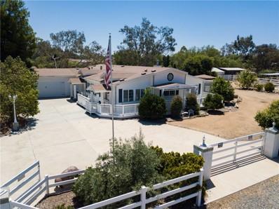 34280 Dorof Court, Wildomar, CA 92595 - MLS#: SW19158142