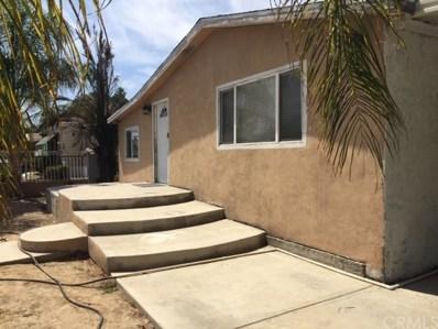 424 E Nuevo Road, Perris, CA 92571 - MLS#: SW19160682