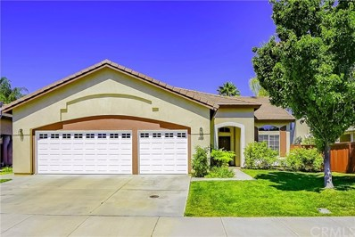 26301 Collier Union Drive, Murrieta, CA 92563 - MLS#: SW19161205