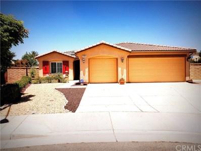 13036 Misty Meadow Court, Moreno Valley, CA 92555 - MLS#: SW19166057