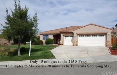 31312 Drake Circle, Menifee, CA 92584 - MLS#: SW19166283