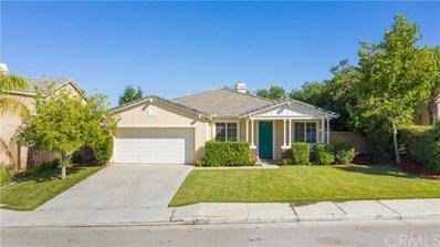 28406 Saddlecrest Street, Menifee, CA 92585 - MLS#: SW19169475