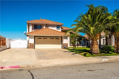 1209 Moonstone Street, Hemet, CA 92543 - MLS#: SW19169569