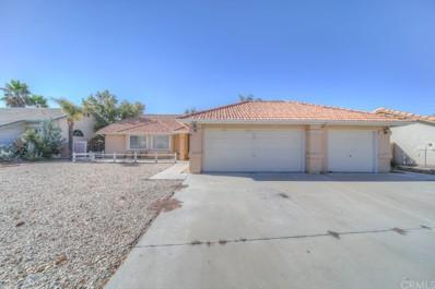 1615 E Beringer Drive, San Jacinto, CA 92583 - MLS#: SW19171029
