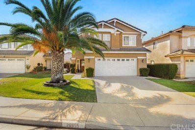 26855 Maple Glen Street, Murrieta, CA 92563 - MLS#: SW19172235