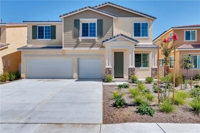 26418 Bramble Wood Circle, Menifee, CA 92584 - MLS#: SW19173061