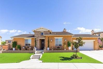 35064 Mahogany Glen Drive, Winchester, CA 92596 - MLS#: SW19174574