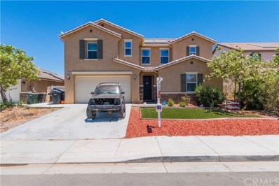 3373 Sequoia Court, Perris, CA 92570 - MLS#: SW19178181