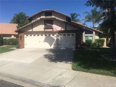 10636 Ridgefield Ter., Moreno Valley, CA 92557 - MLS#: SW19179126
