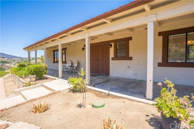 3004 Red Mountain Heights Drive, Fallbrook, CA 92028 - MLS#: SW19180271