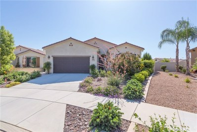 1402 Via Rivas, Hemet, CA 92545 - MLS#: SW19182585