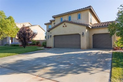 34439 Hillingdon Court, French Valley, CA 92596 - MLS#: SW19183724