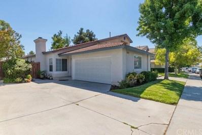 19160 Pemberton Place, Riverside, CA 92508 - MLS#: SW19184247