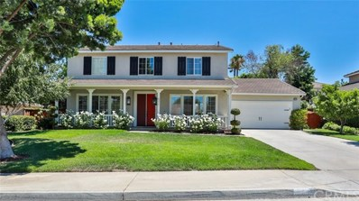 8376 Queen Anne Lane, Riverside, CA 92508 - MLS#: SW19184604
