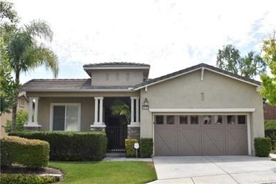 24120 Augusta Drive, Corona, CA 92883 - MLS#: SW19185824