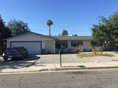 599 E Wright Street, Hemet, CA 92543 - MLS#: SW19188995