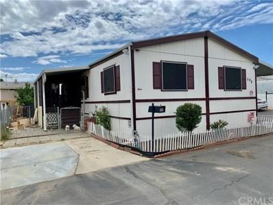 1097 N State Street UNIT 548, Hemet, CA 92543 - MLS#: SW19189326