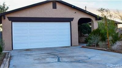 1370 Monterey Avenue, Barstow, CA 92311 - MLS#: SW19190748