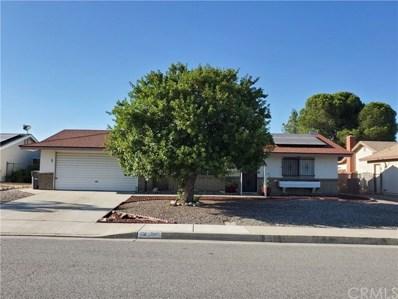 26158 Lancaster Drive, Menifee, CA 92586 - MLS#: SW19191096