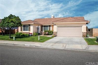 28335 Evening Star Drive, Menifee, CA 92585 - MLS#: SW19193053