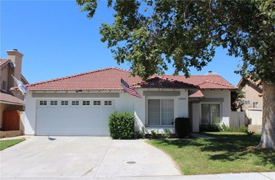 25860 Via Hamaca Avenue, Moreno Valley, CA 92551 - MLS#: SW19193146