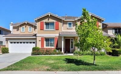 29780 Winter Hawk Road, Menifee, CA 92586 - MLS#: SW19193384