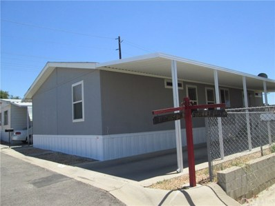27701 Murrieta Road UNIT 12, Menifee, CA 92586 - MLS#: SW19193453