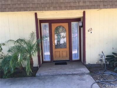 420 N Vine Street, Fallbrook, CA 92028 - MLS#: SW19194127
