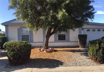 1250 N Kirby Street UNIT 162, Hemet, CA 92545 - MLS#: SW19198632