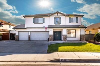 25361 Robinson Creek Lane, Menifee, CA 92584 - MLS#: SW19199006