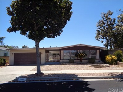 1384 Jasmine Way, Hemet, CA 92545 - MLS#: SW19199409