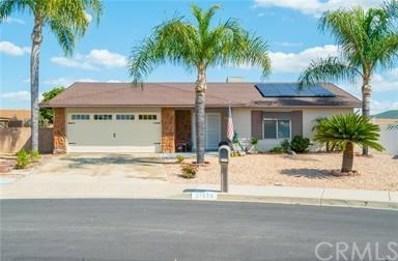27970 Foxfire Street, Menifee, CA 92586 - MLS#: SW19200499