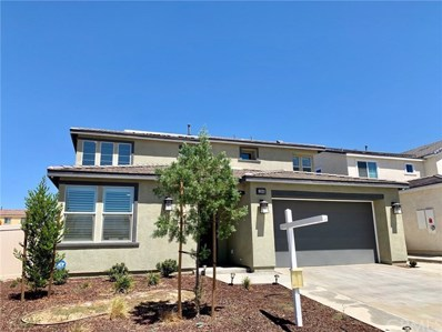 1386 Galaxy Drive, Beaumont, CA 92223 - MLS#: SW19201345